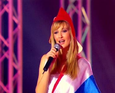 Que Marianne était jolie