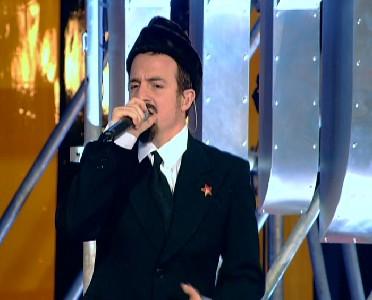 Et la voix d'Elvis