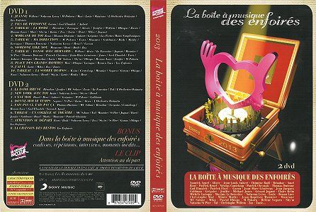 DVD - Sony Music 887654474094 (Recto)