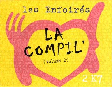 K7 La Compil' (Vol. 2) - EMI Music France 7243 5 36699 4 (Recto)