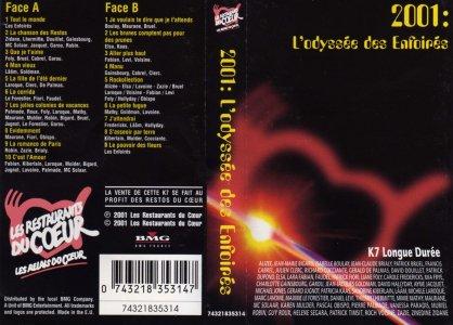 K7 - BMG France 74321835314 (Recto)