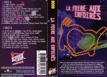 K7 - BMG France 82876506184 (Recto)