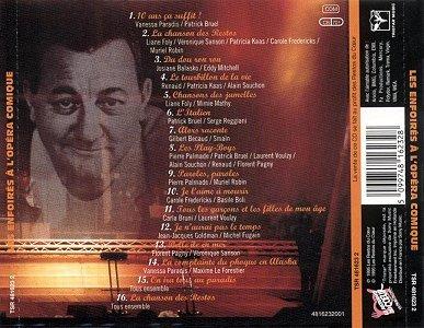 CD - Tristar Music 481623 2 (Recto)