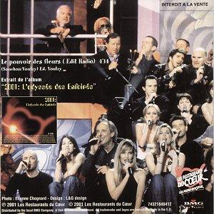 CD promo - BMG France 74321848412 (Recto)