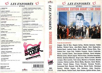 VHS - BMG France 74321703623 (Recto)