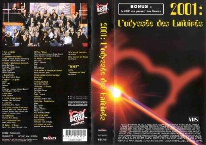 VHS - BMG France 74321835303 (Recto)