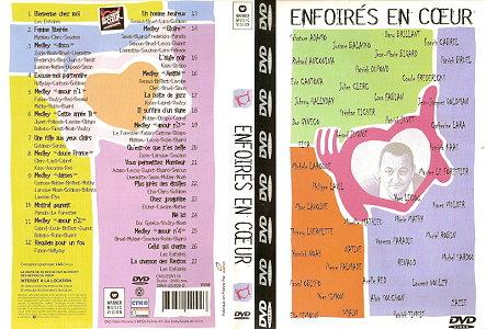 DVD - WEA Music 3984-25409-2 (Recto)