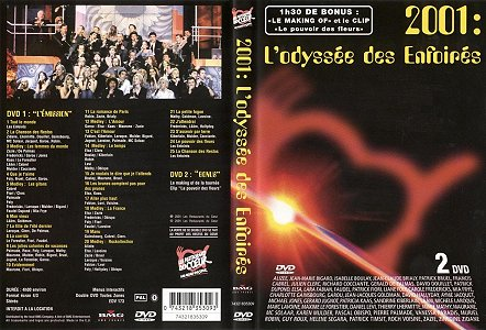 DVD - BMG France 74321835309 (Recto)