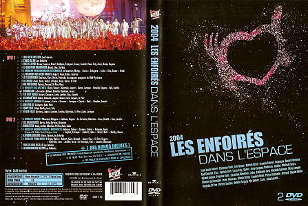 DVD - BMG France 82876597649 (Recto)