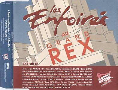 CD promo - WEA Music PRO 2073 (Recto)