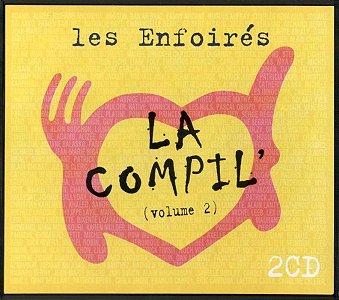 CD La Compil' (Vol. 2) - EMI Music France 7243 5 36699 2 (Recto)
