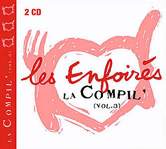 CD La Compil' (Vol. 3) - RCA 82876731022 (Recto)