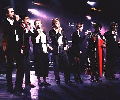 La Soirée des Enfoirés à l'Opéra - 1992